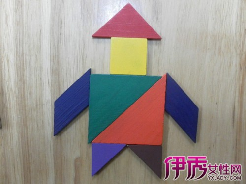 【图】七巧板拼图图案你见过吗? 七巧板怎么玩?