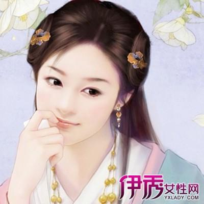 【图】欣赏手绘古装美女图片图片