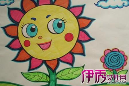 伊秀生活网 创意 / 正文  儿童绘画作品