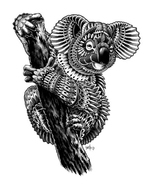 【黑白手绘插画】【图】黑白手绘插画艺术图片