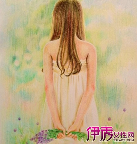 【图】彩铅手绘小清新插画图介绍 用自身的审美特质去欣赏效果好