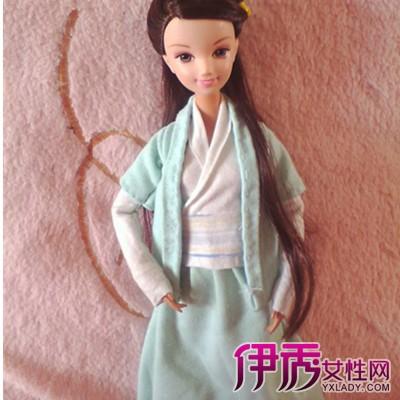 【图】芭比娃娃古装怎么做 教你几款衣服的做法