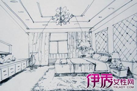 【图】室内手绘线稿图片展示 了解手绘与线稿的区别