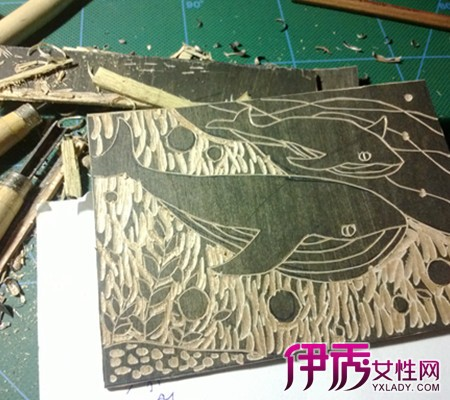 【图】精美木刻版画图片 教你制作理想的木刻版画