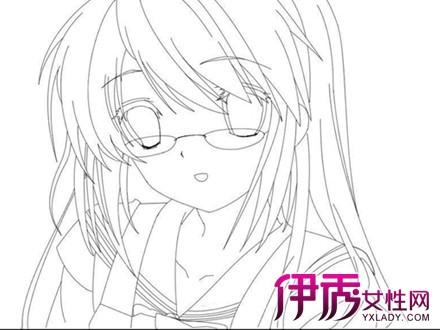 【图】女性眼睛的手绘动漫学习 不容错过的两种不同风格眼睛画法