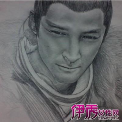 【图】梅长苏手绘图片欣赏 教你手绘的技巧方法