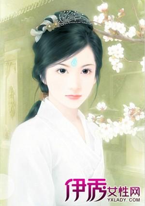 【图】如何画古装手绘白衣美女 来自美术生的建议你不得不知