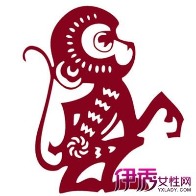 【猴子剪纸】【图】欣赏猴子剪纸的图片