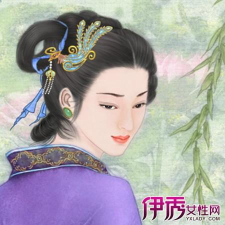 【手绘中国风古装仙女】【图】手绘中国风古装仙女