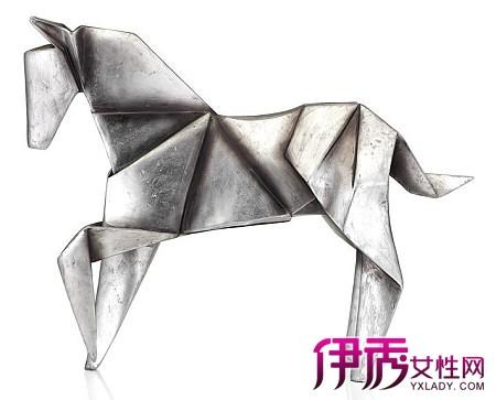 曝单页折纸布置店面图 教你如何做单页折纸图片