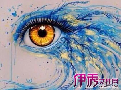 【图】手绘二次元眼睛画法介绍 6步详细精致技巧须知