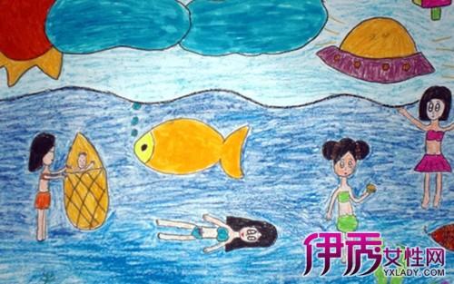 【小学生优秀绘画作品】【图】小学生优秀绘画作品