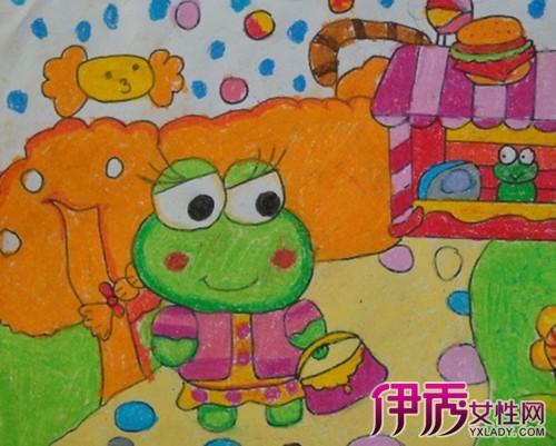 生美术绘画作品动物-小学生优秀绘画作品图片 教你如何正确引导小