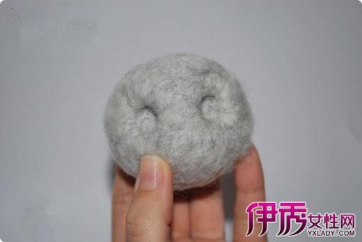 【图】羊毛毡小动物制作大全 手把手教你做出可爱的小刺猬