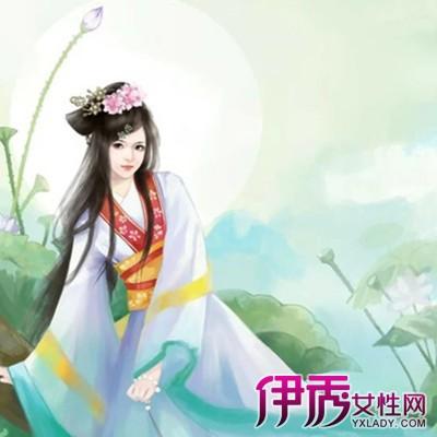 【图】鉴赏彼岸花手绘古风图片