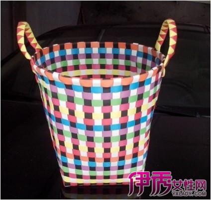 【图】手工编织篮子图片展示 向你介绍手工制作编织的3点意义