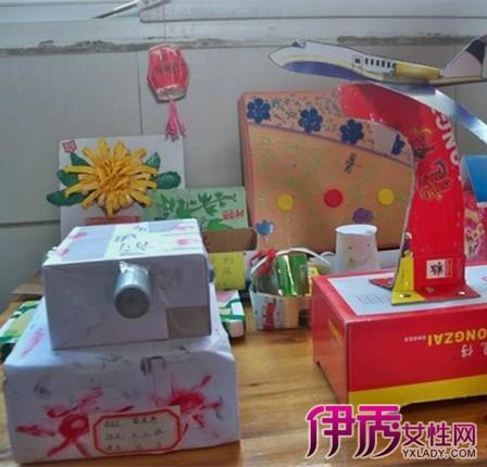 【图】幼儿园鞋盒手工图片大全 可爱简单有创意