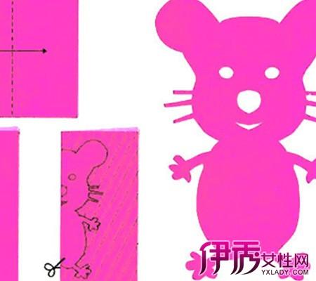 【图】儿童剪纸图片及步骤教程 6步教你如何学剪纸