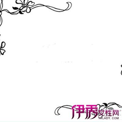 【图】展示手抄报花边漂亮手绘图片 为你介绍手绘的几个技巧方法