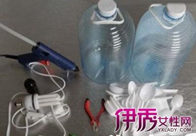 图】废物利用矿泉水瓶变废为宝