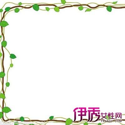 手抄报简单装饰图案展示