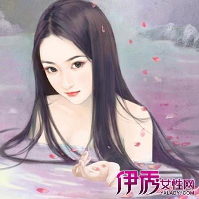 【图】手绘古代美人图片大全 中国四大美女的人物塑造