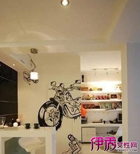 【图】创意餐厅手绘墙 偷偷告诉你6款手绘效果图