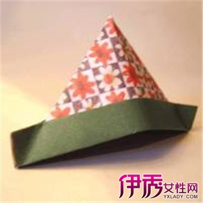 【纸折帽子】【图】纸折帽子图片大全
