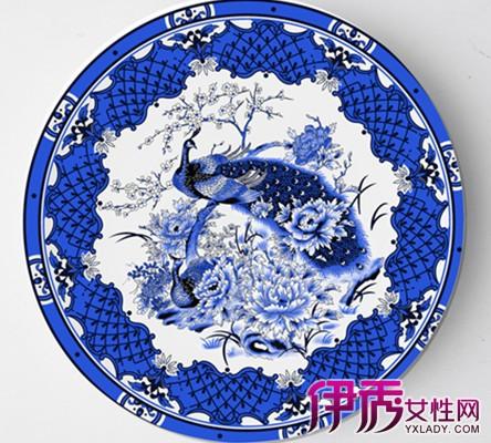 【图】手绘青花瓷盘子创意画 简单的几个手绘技巧