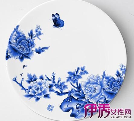 【盘子创意画】【图】手绘青花瓷盘子创意画