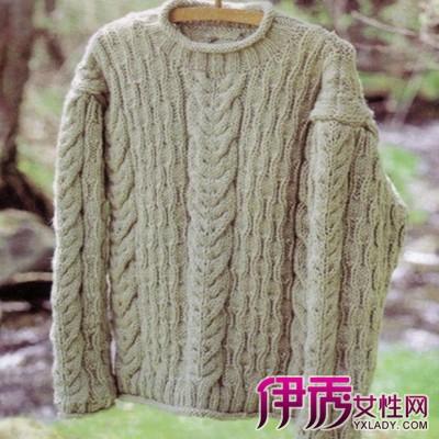 【男士毛衣的编织图案】男士毛衣的编织图案花样大全