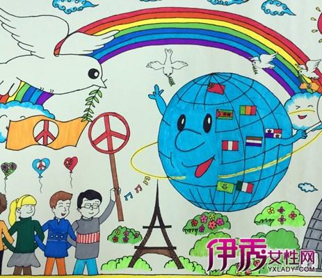 【图】世界和平海报图看点 为你介绍海报的4种用途