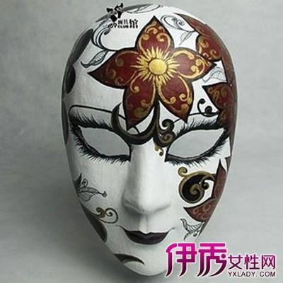 【手绘面具图片大全】【图】展示手绘面具图片大全