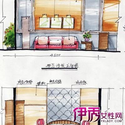 【图】展示卧室立面图手绘图片 为你揭秘手绘的行业竞争