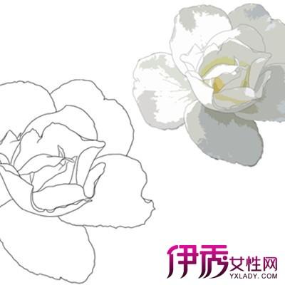 【图】手绘茉莉花的图片欣赏 为你揭秘手绘的工作环境
