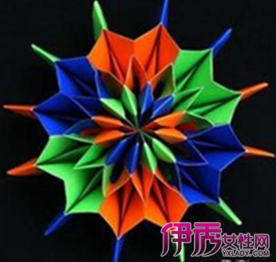 【星星折纸大全图解】【图】星星折纸大全图解盘点