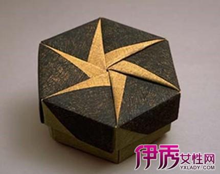 揭秘简单盒子折纸大全图解 教你折出漂亮的爱心纸盒