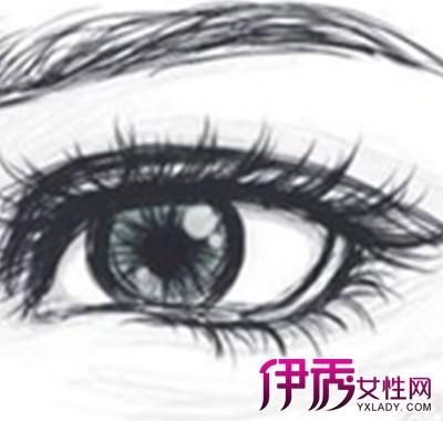 【图】手绘古风眼睛画法盘点 教你轻松学会画画