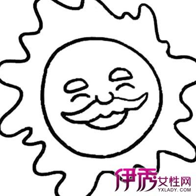 【手绘太阳】【图】手绘太阳图片欣赏