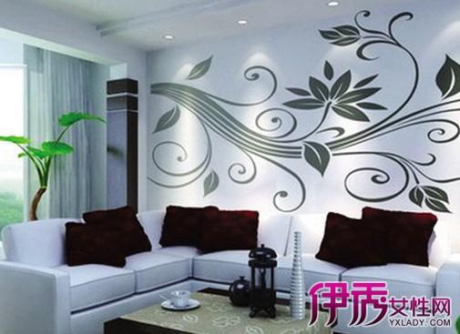 【图】沙发背景墙手绘图片欣赏 客厅沙发背景墙如何布置