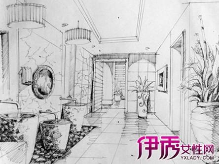 【图】家具手绘线稿图片欣赏 手绘与线稿的区别需知道