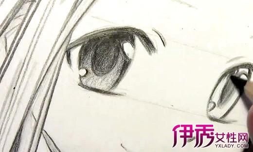 【动漫手绘眼睛】【图】动漫手绘眼睛介绍