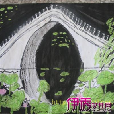 【图】桥绘画作品图片大全 桥的作用以及组成部分