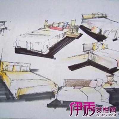 【手绘家具三视图】【图】手绘家具三视图展示