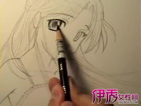 【漫画人物绘画学习】【图】漫画人物绘画学习 十大