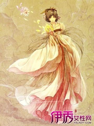 【图】唯美古风手绘女子图鉴赏 盘点手绘的4大素质条件你具备了吗