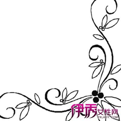 【图】欣赏手绘花边边框简笔画图片 手绘的几个技巧方法盘点