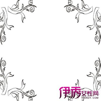 【手绘花边边框简笔画】【图】欣赏手绘花边边框简笔
