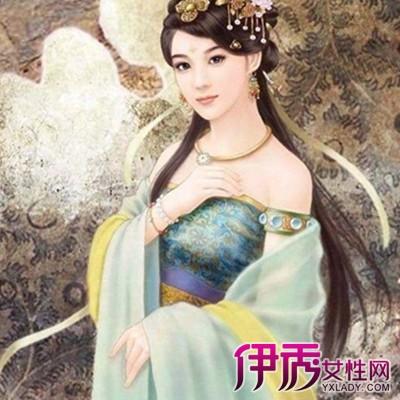 【手绘古装宫廷贵妃】【图】展示手绘古装宫廷贵妃