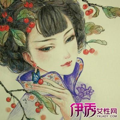 【彩铅手绘小清】【图】欣赏彩铅手绘小清新插画
